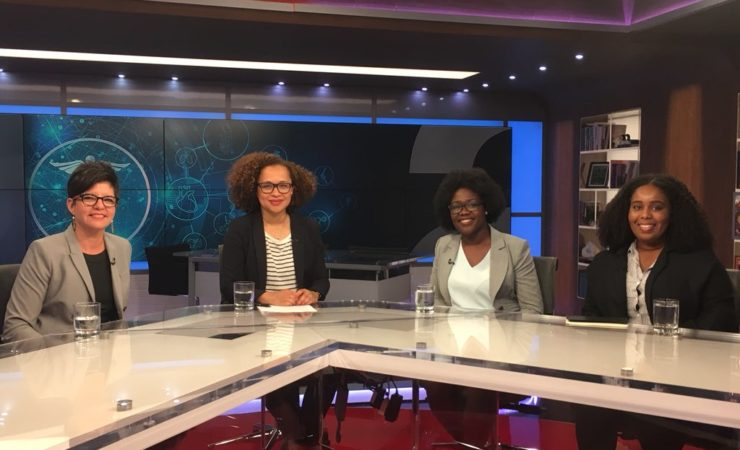 Dr. Onye Nnorom featured on this week's Agenda (TVO)